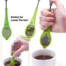Для здорового питания, высококачественный прибор для заварки чая с ароматом, заварочный прибор для измерения крутой заварки и прессования, пластиковый фильтр для чая и кофе