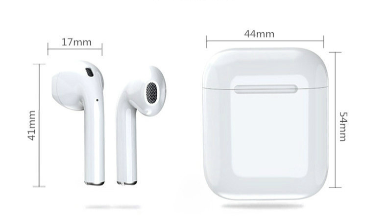 i11 TWS Wireless Airpods Bluetooth 5.0 Touch Function for iPhones and Android Smartphones 10