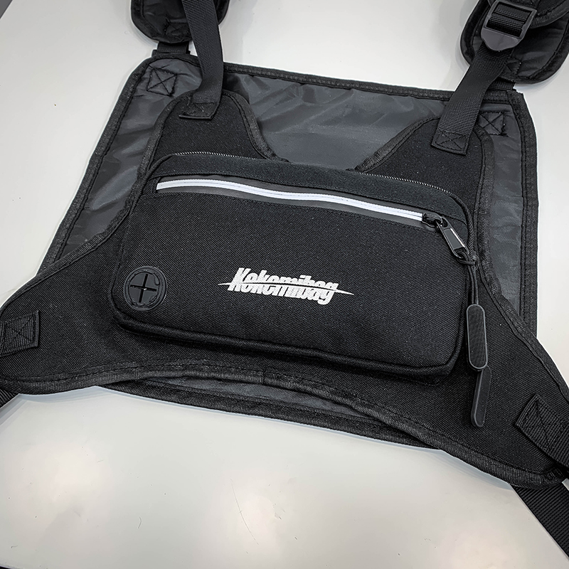H51a6c97cd9d24fd296a87d679d440d9an - Fashion Chest Rig Bag For Men Waist Bag Hip hop streetwear functional Tactical Chest Mobile Phone Bags Male Fanny Pack Casual