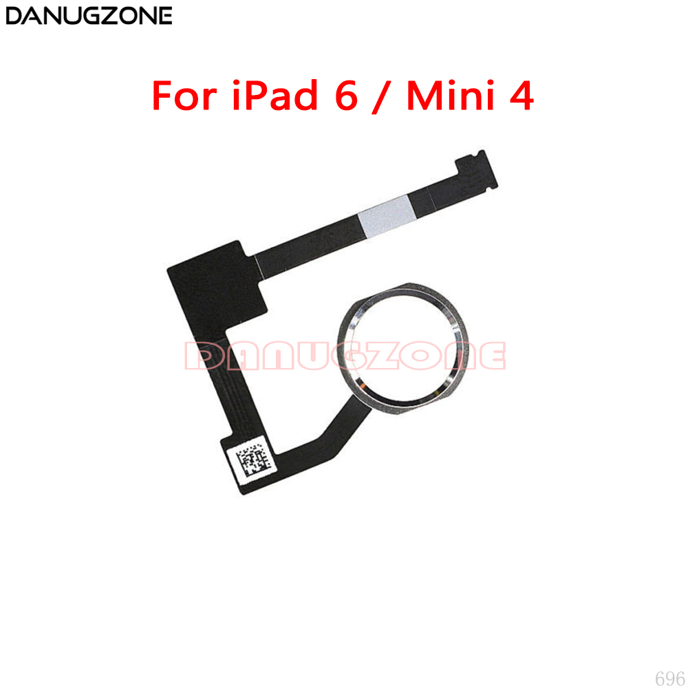 Home Button Return Key Flex Cable For IPad 6 Air 2 A1566 A1567