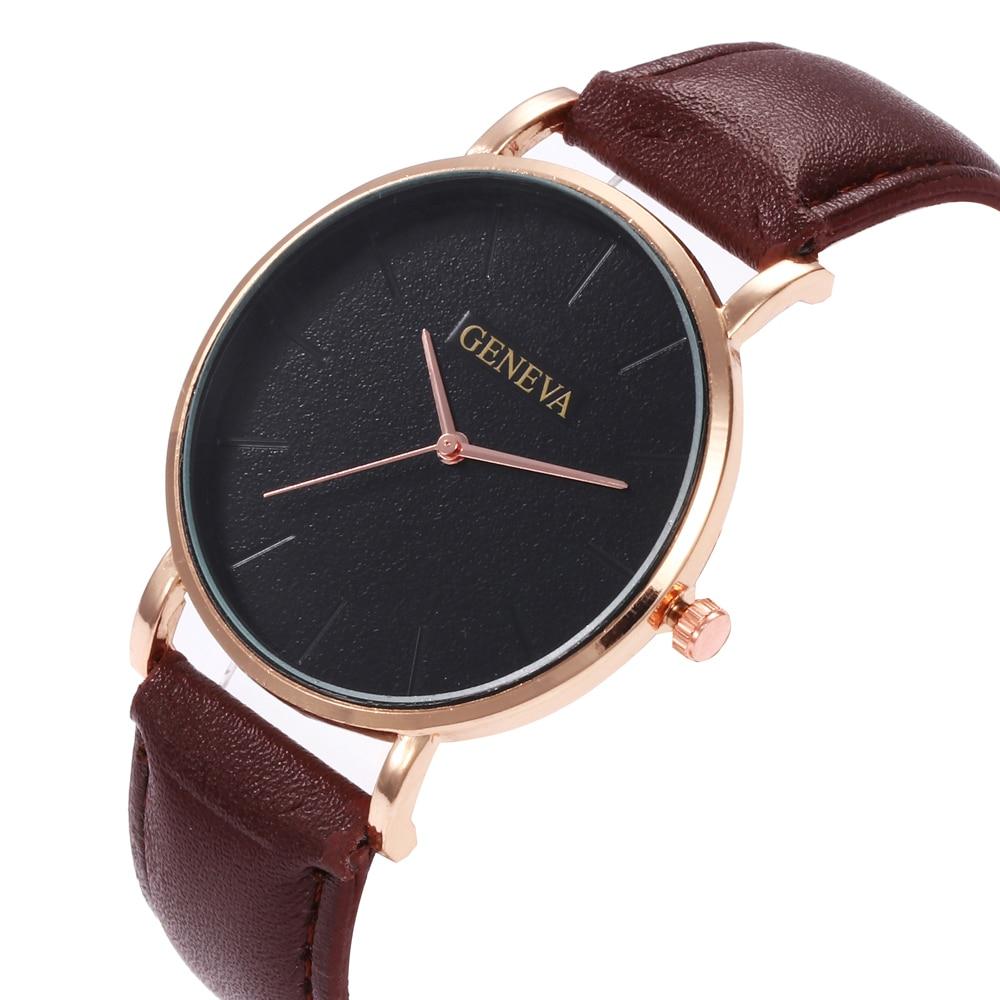 H51a7345991314f7fa90403ecb0fcad17I Arrival Men's Watches Fashion Decorative Chronograph Clock Men Watch Sport Leather Band Wristwatch Relogio Masculino Reloj