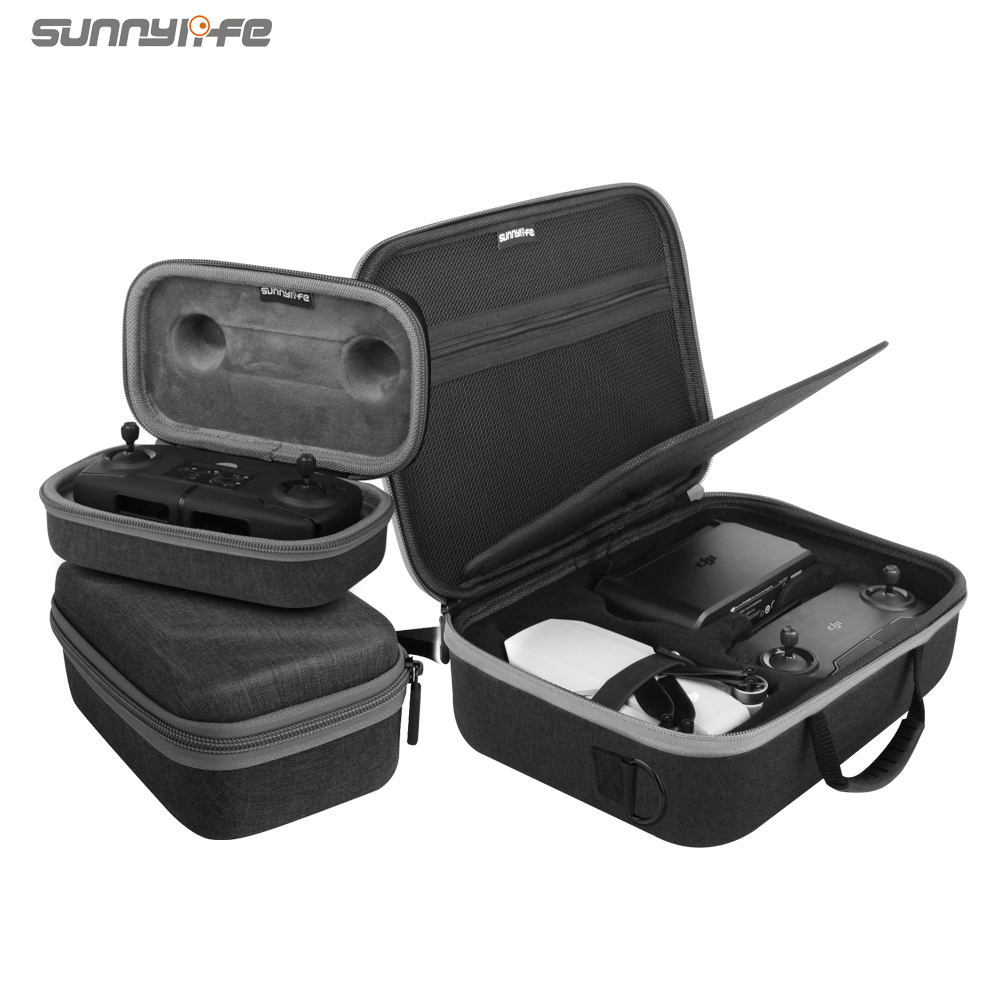 Sunnylife Dji Mavic Mini Storage Shoulder Bag Carrying Case Multi-functional Drone Remote Controller Accessories
