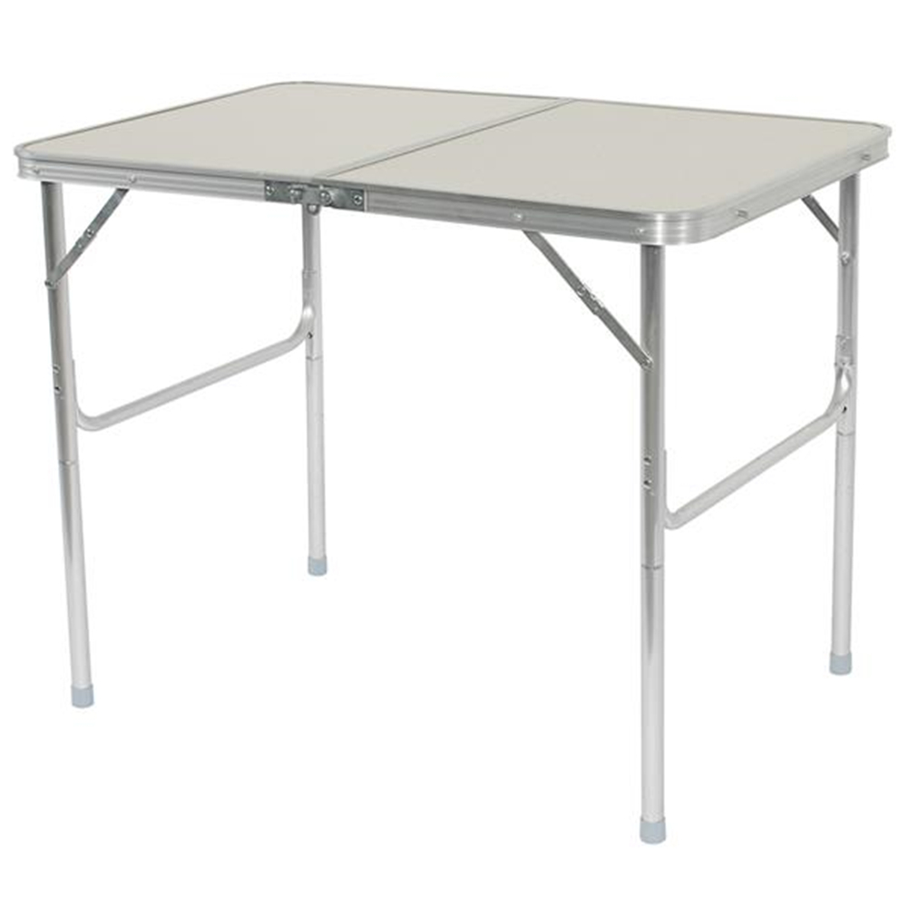 Home Use Folding Table Aluminum Folding Table Portable Camping Table For Ourdoor Family Reunions Picnics Trips