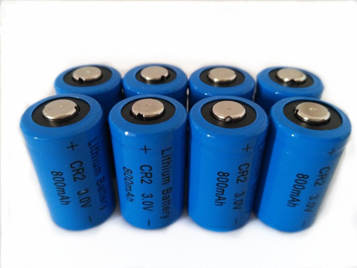 8 unids/lote SHSEJA de alta calidad CR2 800mah 3V batería de litio para cámara equipo médico CR2 batería de litio 3S 20A 18650 Li-ion cargador de batería de litio Placa de protección 10,8 V 11,1 V 12V 12,6 V eléctrico 10A Lipo BMS PCB módulo PCM