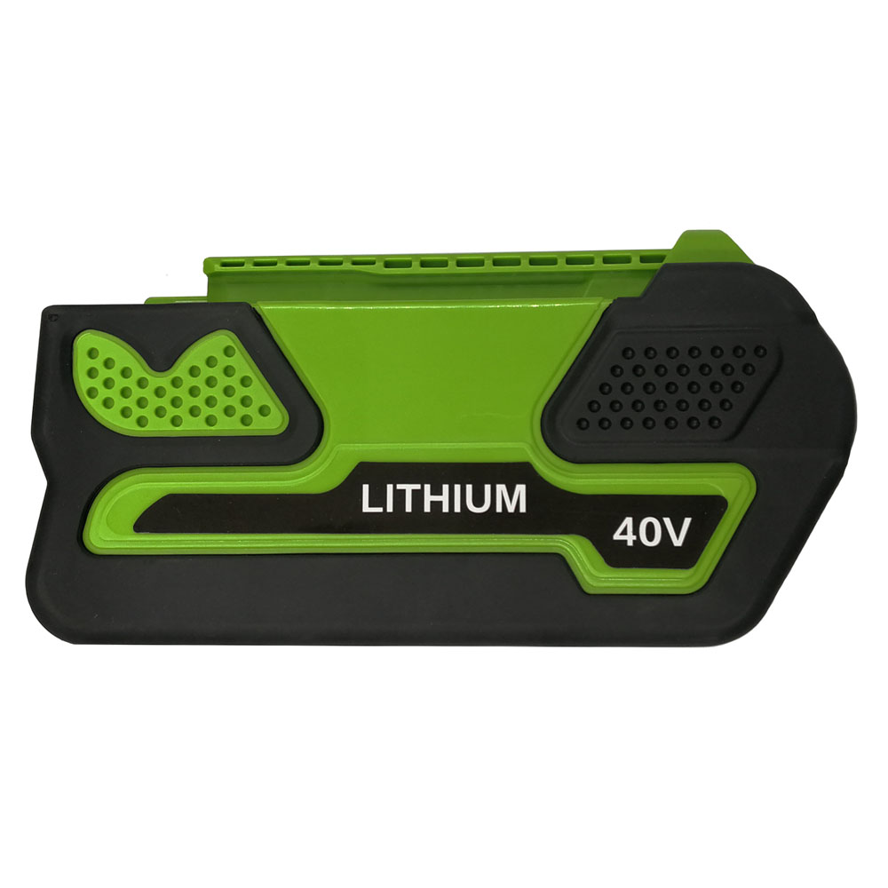 40V 6.0Ah Li-ion <font><b>Battery</b></font> Pack For GREENWORKS 40V <font><b>6000mAh</b></font> Lithium <font><b>Battery</b></font> Charging Hand Push 19 Inch Lawn Mower image