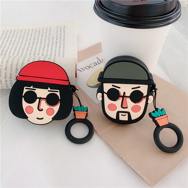Mathilda Leon AirPod Case 1