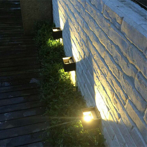 Image 5 - Porch Light 12W Outdoor Lamp Led Wall Lighting Indoor Home Bedroom Bedside Garden Waterproof Ip65 Aluminum Square Black White