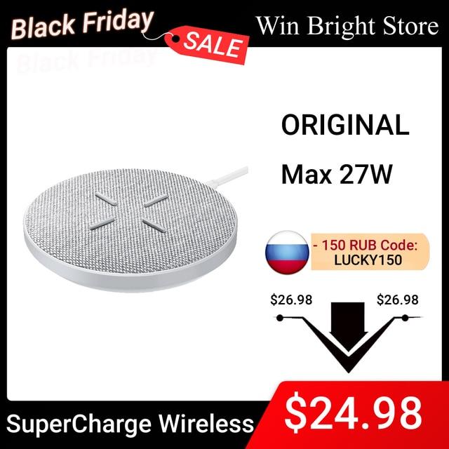 화웨이 무선 충전기 SuperCharge 무선 27W 40W 충전기 화웨이 메이트 30 프로 아이폰 12 iPhone11 삼성 S12