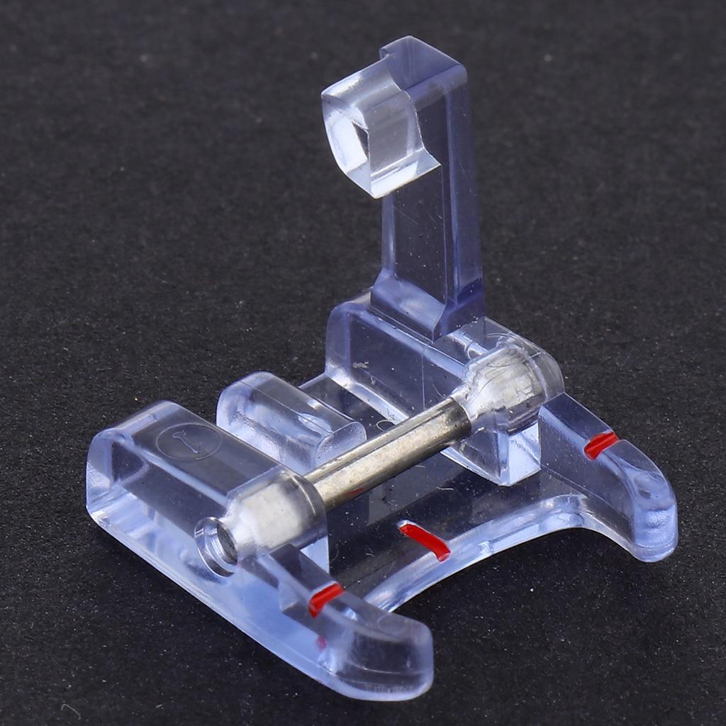 Plastic Open Toe Sensormatic Free Motion Presser Foot 820976096for Pfaff Sewing Machine Spare Part Accessories(China)