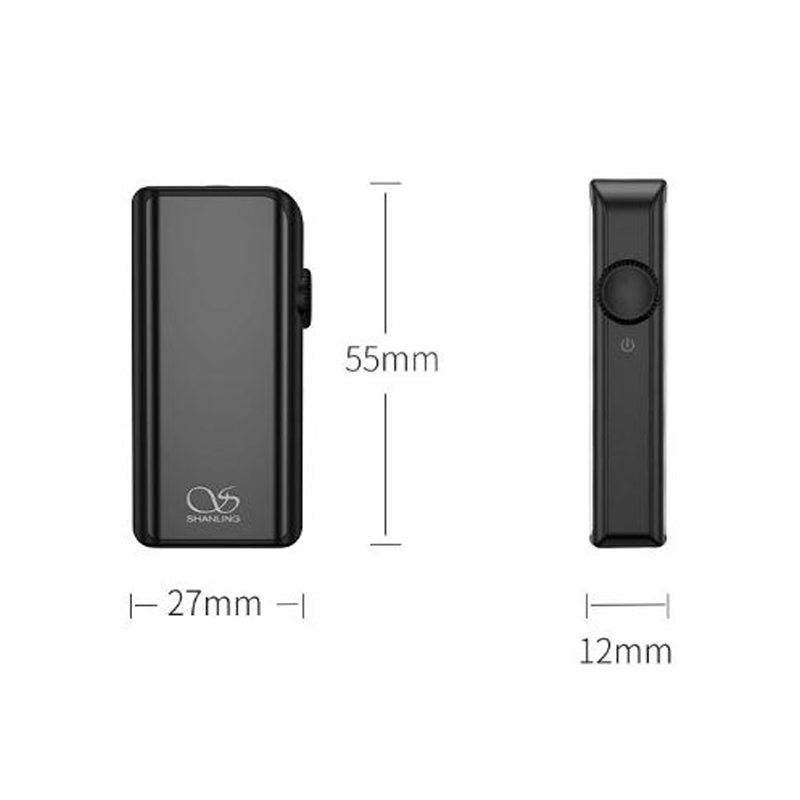 Image 5 - Shanling UP2 bluetooth 5.0 ES9218P 67mW Headphone Earphone Amplifier PC USB DAC Support Phone Call Answer-in Headphone Amplifier from Consumer Electronics