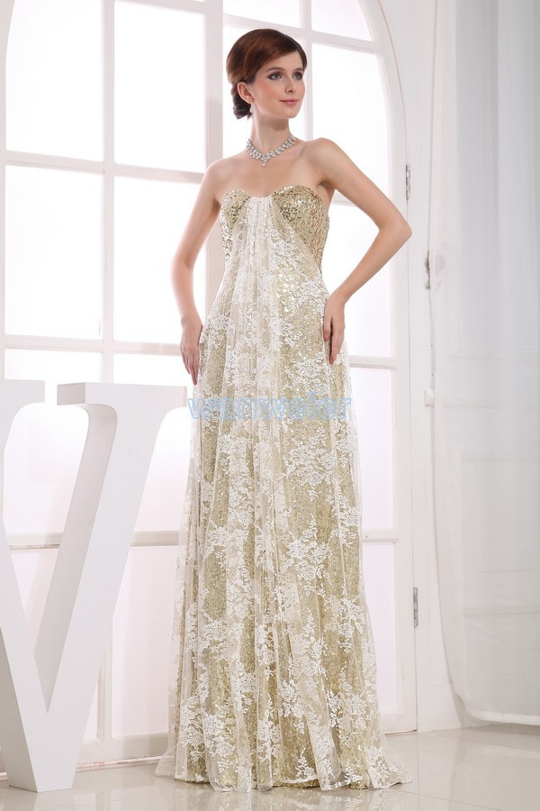 free shipping gown vestidos formales 2019 new lace paillette gold brides maid maxi long party homecoming bridesmaid Dresses