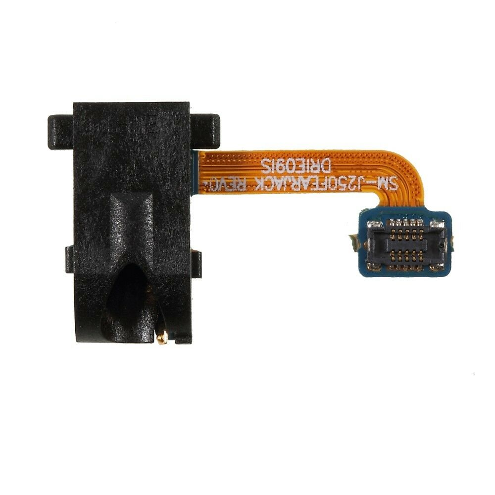Earphone Jack Audio Flex Cable For Samsung Galaxy J2 Pro 2018 SM-J250 Headphone Connector Cable Repair Parts