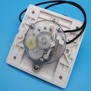 Image 4 - الأوزون الموقت 0 120mins 0 60mins مناسبة ل DIY مولد أوزون تنقية لمنع التنفس الثقيلة الأوزون + FS