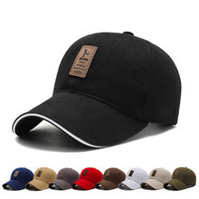 Унисекс шапки Wholeesal Весенняя хлопковая кепка бейсболка шапка летняя кепка для хип-хопа, головные уборы для мужчин и женщин шлифовальный раз...