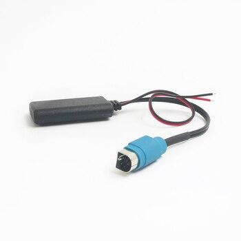 Biurlink-Adaptador de música inalámbrico con Bluetooth 5,0 para coche, adaptador de Cable...