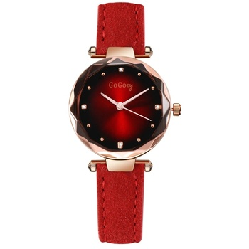 1PC red watch