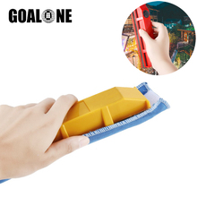 GOALONE Magnetic Glazed Window Cleaner Double Sided Glass Wiper Cleaning Tool Brush for High-Rise and Car