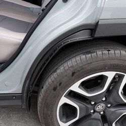 Lama do carro flaps respingo guardas para-lamas fender acessórios para toyota novo rav4 2020 mudflaps