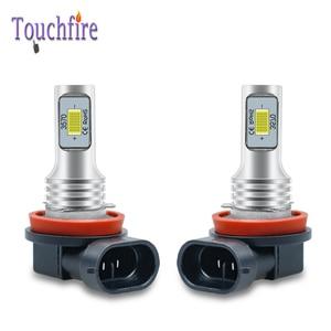 Image 4 - 2Pcs H4 H7 H8 H11 9005 HB3 9006 HB4 H1 H3 3570 שבב Canbus חיצוני Led הנורה רכב אוטומטי להחליף אור לבן 6000K