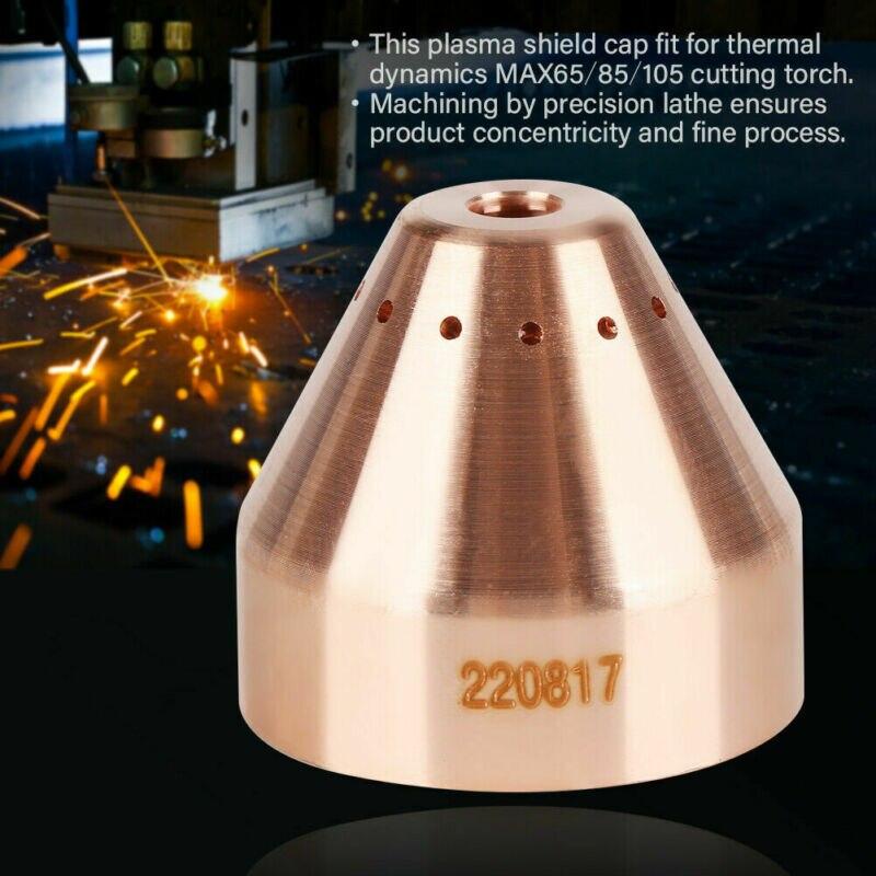 UK Plasma Torch Shield Part No. 220817 For Powermax 65 85 45A-85A Mechanized