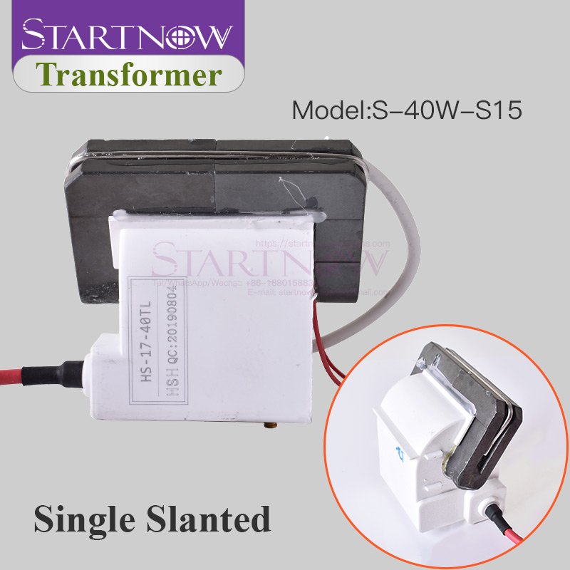 Image 3 - High Voltage Flyback Transformer Ignition Coil for 30W 40W 45W 50W CO2 Laser Power Supply Engraving Cutting Machine Partsflyback transformersupply transformertransformer ignition -