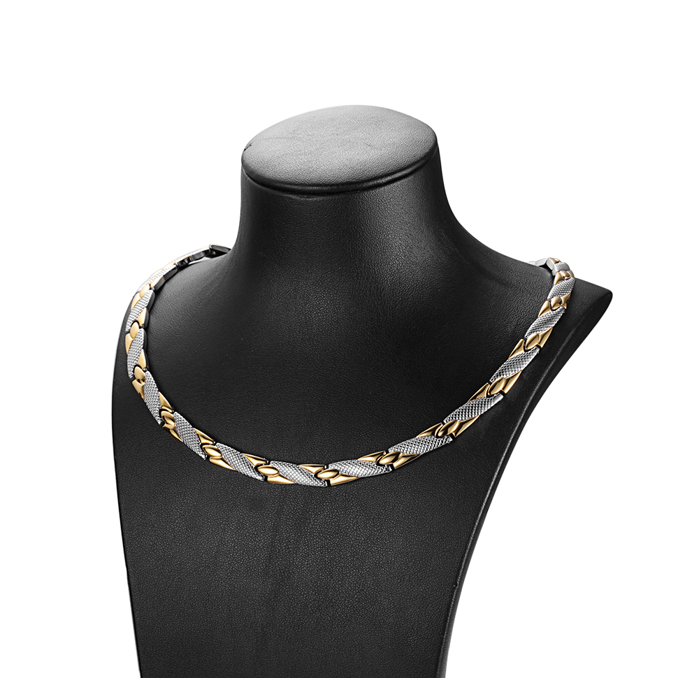 H51af16074a4b476d9049656a7eb79a0cV - Powerful Copper Magnetic Necklace for Shoulder Neck Arthritis Pain