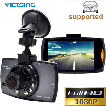 цена на VicTsing 2.2-inch Car Recorder DVR Camera Full HD Screen 1080P/720P Night Vision Car Video Camcorder Recorder Auto Front Camera