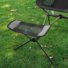 Folding Chair Stool Foot-Rest Camping-Accessories Fishing Outdoor Portable Leg BBQ Family