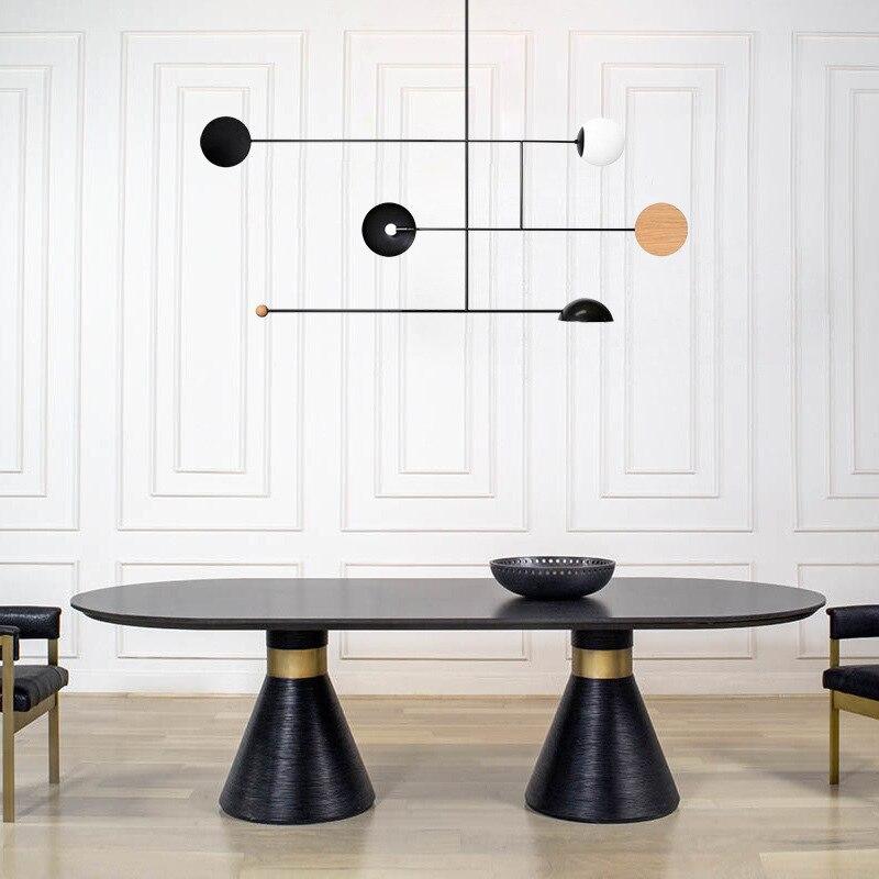 Işıklar ve Aydınlatma'ten Kolye ışıkları'de nordic lampen industrieel glass  restaurant   living room  lustre pendente title=