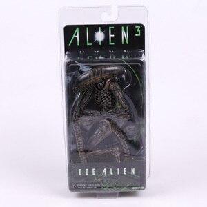 Image 3 - NECA ALIEN 3 Ellen Ripley / Dog Alien / Weyland Yutani Commando Collection 7 Action Figure Model Toy