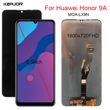 6.3' Display For Huawei Honor 9A LCD Display Touch Screen AAA Quality Digitizer Panel Replacement For Huawei Honor 9A LCD Sceen фото