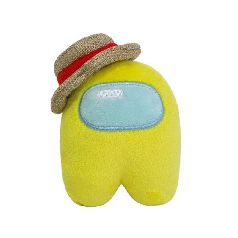 H51b051bc96954f61be44a16687a23b8cq Pelúcia 10-30cm Among Us brinquedos de jogo kawaii recheado boneca presente de natal bonito amongus plushie para crianças do bebê