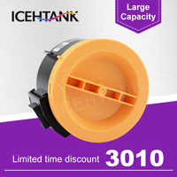 Icehtank 3010 3040 cartucho de toner compatível para fuji para xerox phaser 3010 3040 workcenter 3045 impressora 106r02182 ou 106r02183