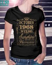 October 1968 50 Years Of Being Sunshine T-Shirt