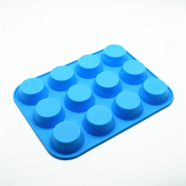 12 Bakeware Lattices Silicone Cake Fondant Cupcake Decorating Cake Tools Forms For Cookies Accessories