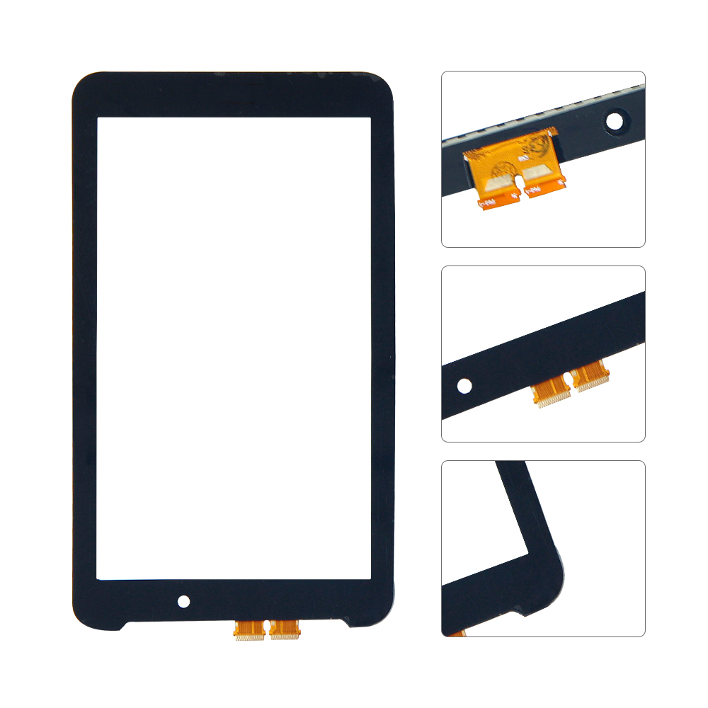 7'' Touch Screen For <font><b>Asus</b></font> MeMO Pad 7 ME170C <font><b>K012</b></font> ME170 Digitizer Glass Digitizer Panel Replacement image