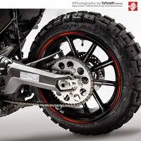 Ducati Scrambler Sticker Melhor Preço