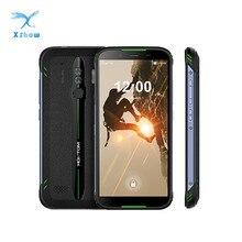 """Original HOMTOM HT80 IP68 Wasserdichte Smartphone 4G LTE Android 10 5,5 """"18:9 HD + MT6737 NFC Drahtlose lade SOS handy"""