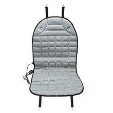 Calentador calentador almohadilla de cojín de asiento de coche accesorios interiores cubiertas de asiento de automóviles suministro de invierno calentador eléctrico