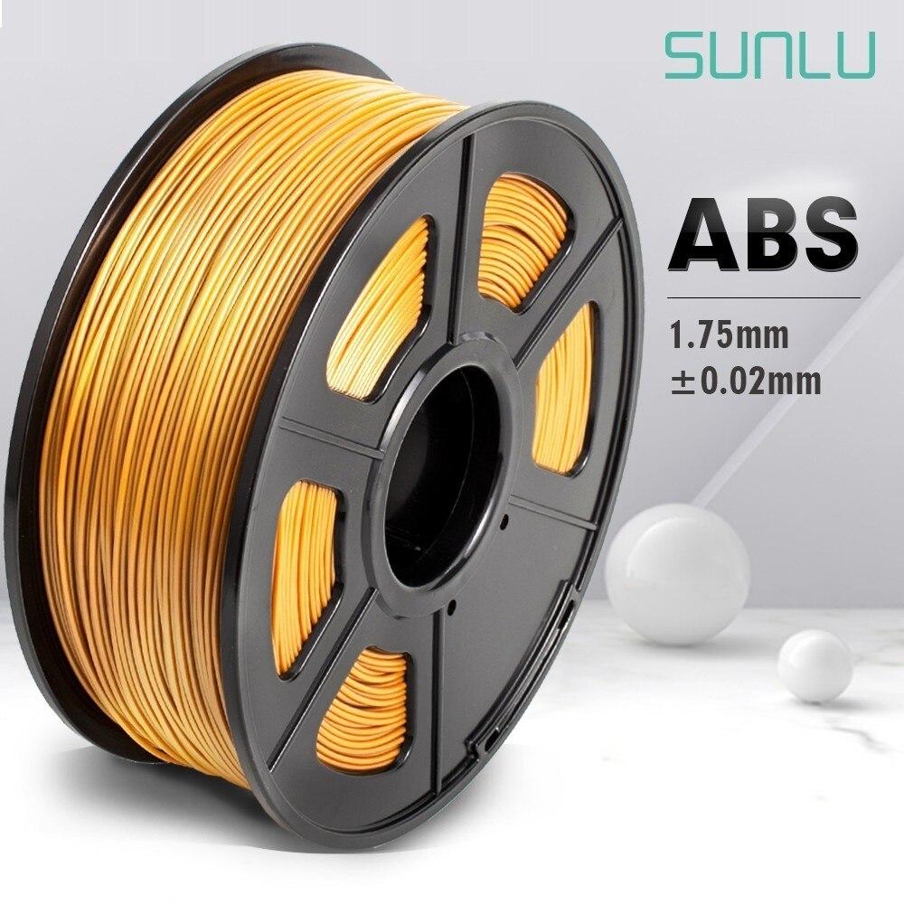 Filament D'ABS 1.75MM Pour 3D Imprimante En Plastique ABS Filament Pour 3D Stylo D'impression Enfants Gribouiller Sublimation Fournitures 1KG