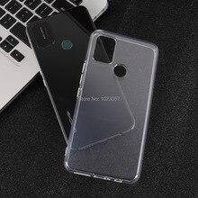 Für UMIDIGI X A5 A7 S5 Pro Weichen Fall Für UMIDIGI A5 A7 Pro Ultra Dünne Soft Clear TPU Abdeckung für UMIDIGI A5 Pro