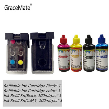 Pg 512 Cl 513 Refillable Ink Cartridge + 400ML Ink  for Canon Pixma MP230 MP250 MP240 MP270 MP480 MX350 IP2700 Printer Pg-512 refillable ink cartridge for canon pg 40 41 pixma ip2500 ip2600 ip1800 ip1900 mp190 printer pg 40 cl 41 compatible ink cartridge