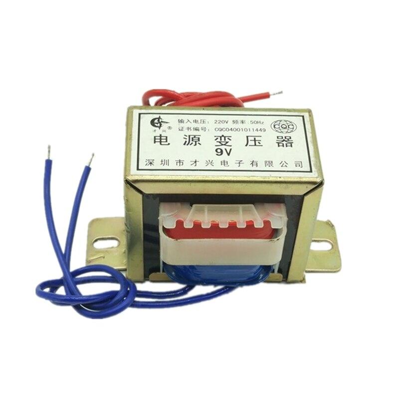 Image 4 - 25W power transformer DB 25VA AC 220V  to AC 6V 9V 12V 15V 18V 24V single / double EI57*35 single phase isolation transformerTransformers   -