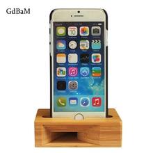 Mobile Phone Loudspeaker Stand For iPhone Samsung Huawei Sony Wooden Holder Sound Amplifier Bamboo Bracket Wood Desktop Support цена
