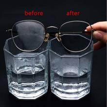Tech Nano Anti Nebbia Pulire Trattamento Riutilizzabile Panno per Occhiali di Nuotata Bicyle Occhiali L4ME