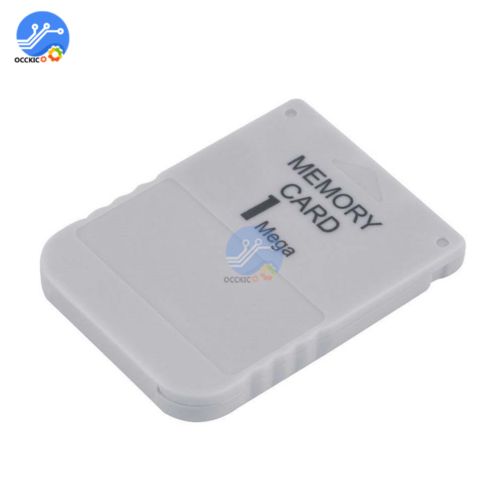 1MB Memory Card Mega Memory Card 1M For Playstation For PS1 One PSX Game True Gamers Affordable 100% New