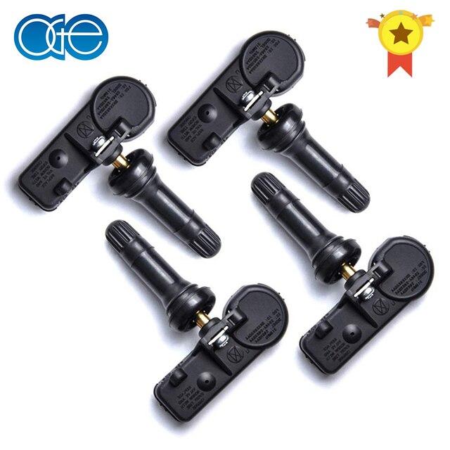4 pezzi Sensore di Pressione Dei Pneumatici, 13586335 TPMS, per Cadillac GMC Buick Chevy Silverado, Tahoe, impala, Suburban