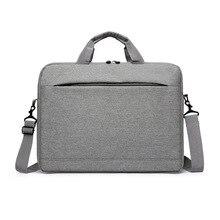 Vintage Men Laptop Bag Large Capacity Briefcase Oxford Office Handbag Male Document Case Totes Shoulder