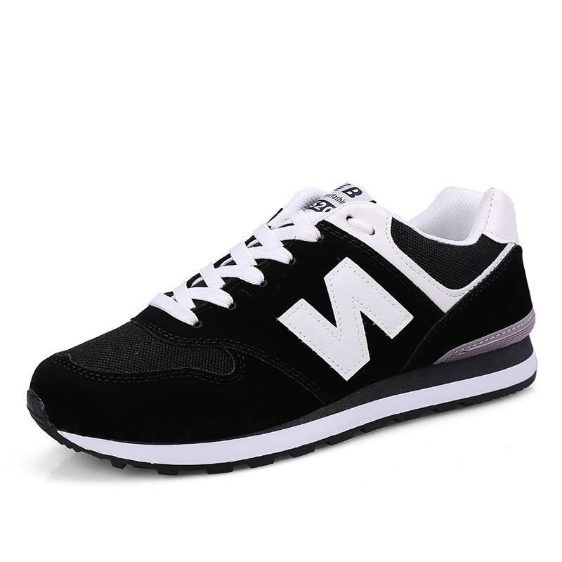 MEN'S Shoes N Word Shoes Breathable Versatile Casual Shoes