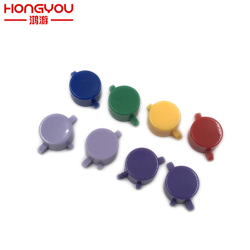 20Sets Replacement Buttons For SNES Super NES Plastic Buttons A B X Y Replacement For Nintendo Super FC Controller